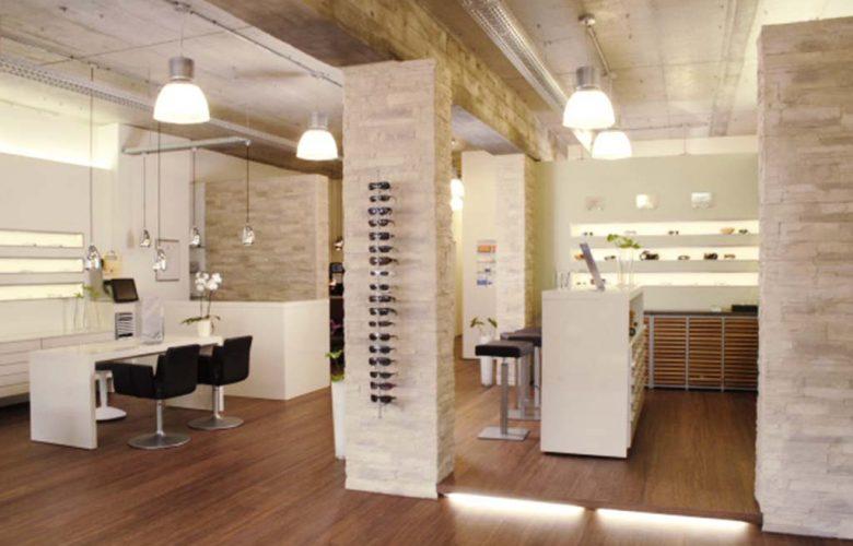 Augenoptik-Steins_Shop-Design_Verkaufsraum